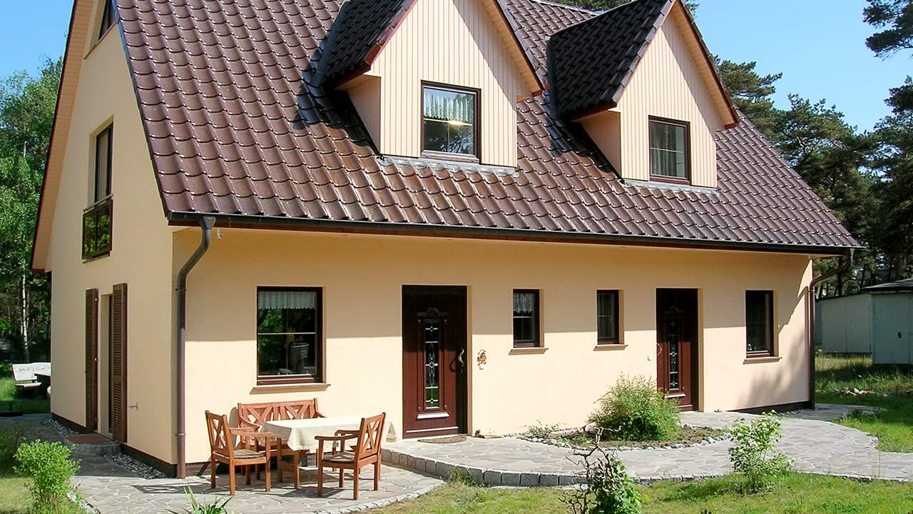 VVR FLÖTER Ferienhaus Am Deich Ostseebad Prerow